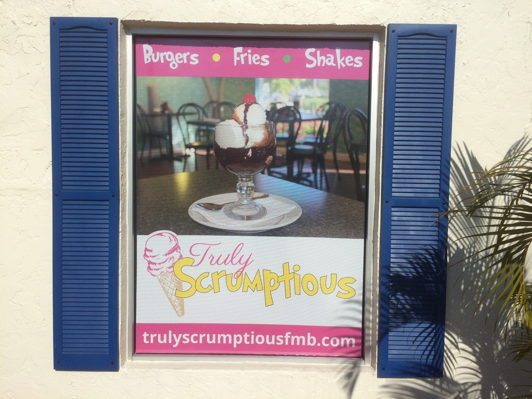 Wall Murals Signs Banners Fort Myers Sanibel Cape